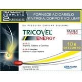 tricovel r-plus energy comprimidos para homem  pack duplo - 2x30comp