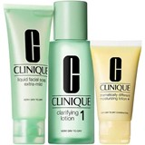 Clinique Kit 3 passos tipo i