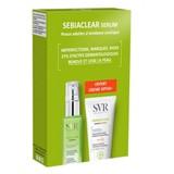 sebiaclear adult acne serum 30ml + sebiaclear spf50 50ml
