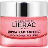 supra radiance creme renovador detox noite todo tipo de peles 50ml