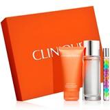 Clinique Coffret happy 50ml + body cream 75ml + happy purse spray 10ml