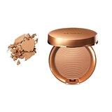 silky bronze sun protective pó compacto sc02 natural 8.5g