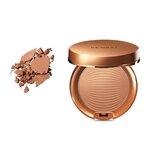 silky bronze sun protective pó compacto sc04 dark 8.5g