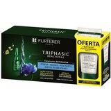 Rene Furterer Triphasic reactional cuidado antiqueda reacional 12ampx5ml+ shampoo 100ml