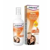 paranix repel spray repelente para surtos de piolhos 100ml  (validade 11/2020)