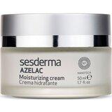 Sesderma Azelac creme facial hidratante peles com vermelhidões 50ml