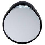 Tweezermate espelho com iluminação e lente aumento 10vezes