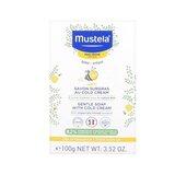 Mustela Sabonete suave com cold cream 100g