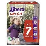Libero Fraldas up & go 16-26kg, 16 unidades