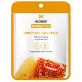 Honey bee face mask 22g