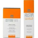 cistitone forte  60 cápsulas + folstim champô fortificante 125ml (val 12.2020)