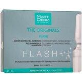 flash ampolas efeito pele deslumbrante 5 ampolas 2ml