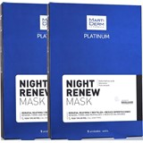 night renew máscara noturna 2 x (5x25ml)