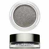 Clarins Sombra acabamento ombre cintilante | iridescente 10 - silver grey 7g