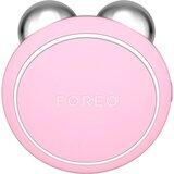 bear mini dispositivo tonificação facial pearl pink