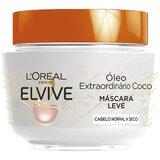 elvive extraordinary oil hair mask 300ml
