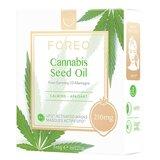 Ufo farm to face collection máscara ativada óleo de semente de cannabis 6x6g