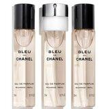 Chanel Bleu de chanel eau de parfum recarga 3x20ml