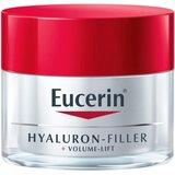Eucerin Hyaluron-filler volume-lift creme de dia peles normais a mistas 50ml