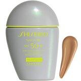 Shiseido Sports bb spf50+ wetforce sun care with color very dark 30ml