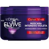 elvive color vive violet hair mask 250ml
