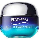 Blue therapy night creme de noite reparador rugas e perda de firmeza 50ml
