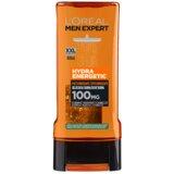 men expert hydra energetic shower gel 400ml