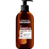 men expert barber club shampoo barba, cabelo e rosto 200ml