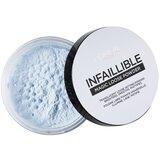Infaillible magic loose pó translúcido 01-universal 6g