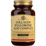 Complexo de ácido hialurónico e colagénio 30comprimidos