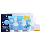 LOccitane Coffret  gel hidratante 20ml+gel limp. 40ml+essenc. 40ml+másc. 6ml+bolsa
