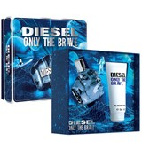 Diesel Coffret only the brave edt 35ml + gel de duche 50ml