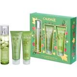 Caudalie Giftset eau fraiche fleur de vigne 50ml+ shower gel 50ml + body lotion 50ml