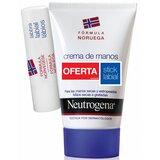 Neutrogena Creme de mãos concentrado 50ml+ stick labial 4.8g