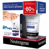 Neutrogena Creme de mãos concentrado 2x50ml