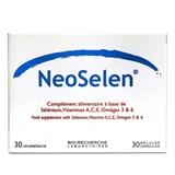 neoselen suplemento alimentar 30 cápsulas