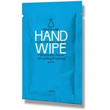 hand wipe with 70% ethyl alcohol 1 piece