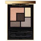 Yves Saint Laurent Couture palette sombra olhos 5cores 04 5g