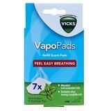 vapopads scent pads menthol 7 units