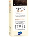 Phyto Phytocolor coloração permanente 5.7 castanho claro marron