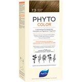 Phyto Phytocolor coloração permanente 7.3 louro dourado