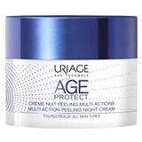 Uriage Age protect creme noite peeling multi-ações 40ml