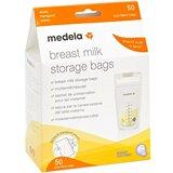 sacos de conservação de leite materno 50unidades