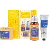 gift set gel duche 75ml+after-shave balm 30ml+soap 50g