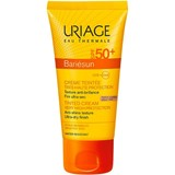bariésun creme protetor solar com cor doré spf50 50ml
