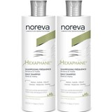 promo duo hexaphane shampoo frequency 400ml