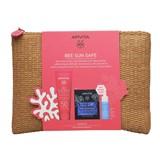 bee sun safe am/ar spf50 50ml+sea lavender mask 8ml+aquabeelicious 10ml