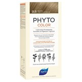 Phyto Phytocolor coloração permanente 9.8 louro muito claro bege