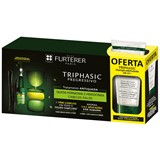 triphasic anti-queda progressiva 8 doses oferta shampoo triphasic 100ml