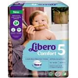 fraldas comfort 10-14kg, 24 unidades